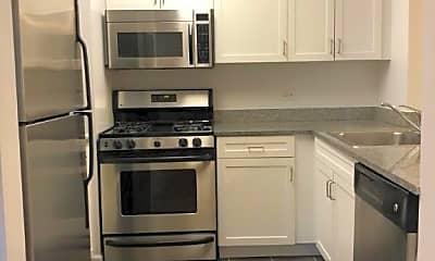 Kitchen, 99 Worth St, 1
