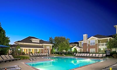 Pool, Park's Edge at Shelby Farms, 1
