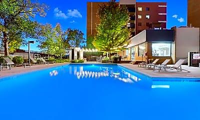 Pool, Axis At Nine Mile Station, 0
