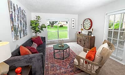 Living Room, Meadow Ridge, 0