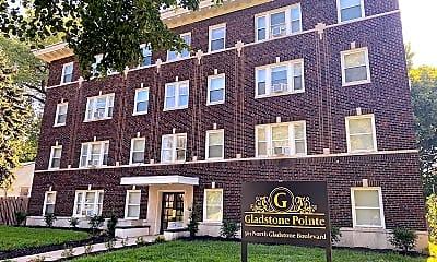 Building, 301-307 N Gladstone Blvd, 0