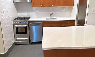 Kitchen, 117 E 11th St 2BB, 1