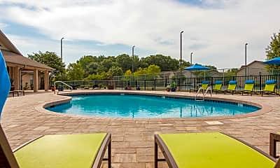 Pool, Belmont Hill Apartments, 0