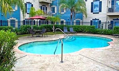 Pool, Pepper Tree Manor, 0