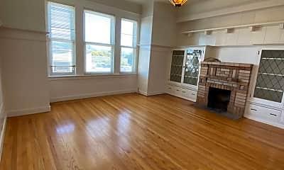 Living Room, 457-9 Spruce 3600 California, 1