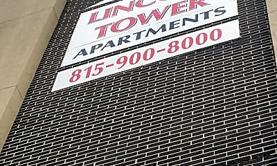 Lincoln Tower Apartments, 1