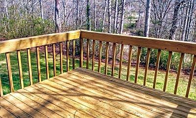Patio / Deck, 1026 Cherry Hills Ct, 2
