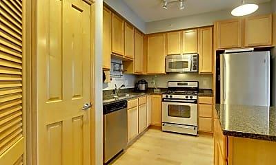 Kitchen, 500 E Grant St 1903, 1