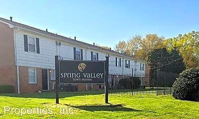 Community Signage, 3129 Spring Valley Dr, 2