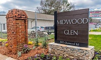 Community Signage, 3937 Glenwood Rd, 0