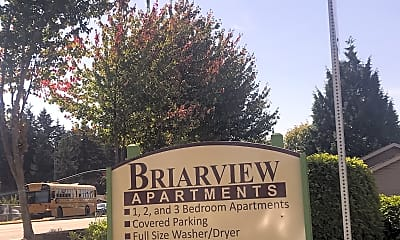 Briarview Apartments, 1