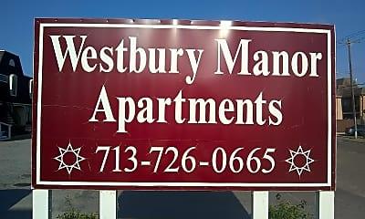 Westbury Manor Apartments, 1