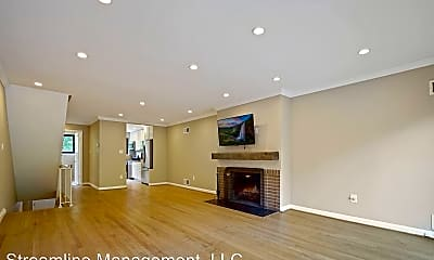Living Room, 2529 I St NW, 0