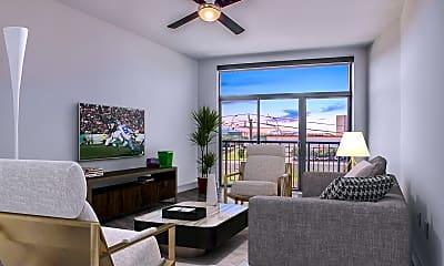 Living Room, South Main, 2