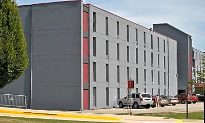 Building, IUP Pratt Studios, 0