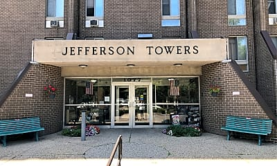 Jefferson Towers, 1