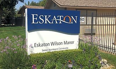 Eskaton Wilson Manor, 1
