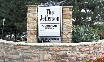 Community Signage, The Jefferson, 0