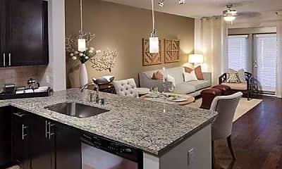 Kitchen, Lofts at SA South, 0
