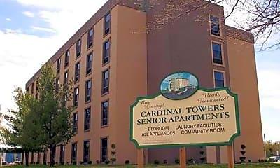 Cardinal Towers, 2