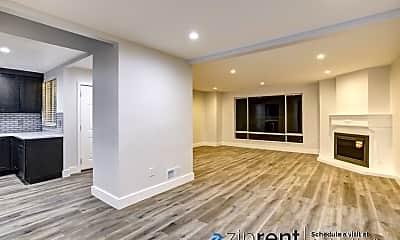 Living Room, 601 Shields Street, A, 0