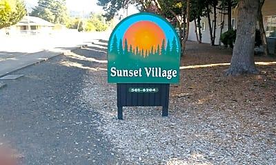 Sunset Village Apts, 1