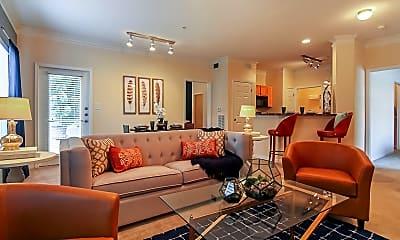 Living Room, Villas At South Point, 0