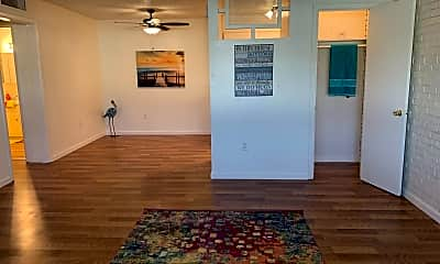 Living Room, Greenbriar Terrace Apartments:  3003 W. 27th Ave, 2