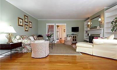 Living Room, 37 Almy St, 1