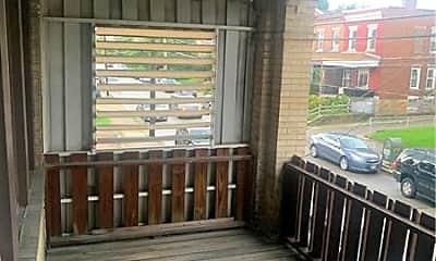 Patio / Deck, 3312 Dawson St 2, 2