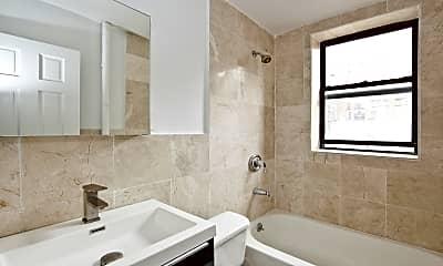 Bathroom, 330 W 47th St, 2