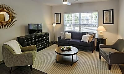 Living Room, The Win Townhomes, 1