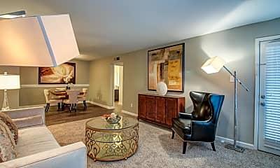 Living Room, Cambridge Place, 1