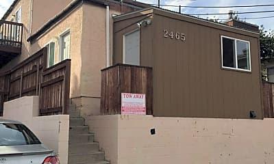 Building, 2465 Fairmount Ave, 0