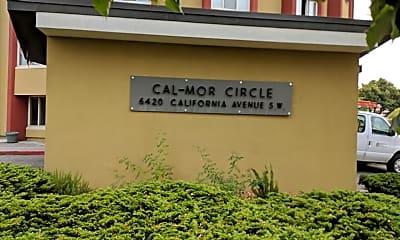 Cal-Mor Circle, 1