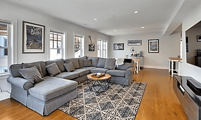 Living Room, 330 Dorchester St, 0