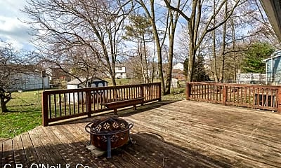 Patio / Deck, 2909 Bretton Woods Dr, 2