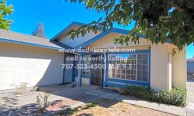 Building, 2426 San Joaquin Court, 0