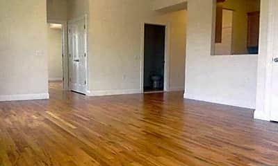Living Room, 100 Park Ave 209, 1
