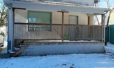 Building, 2927 N 51st St, 0