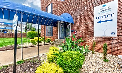 Leasing Office, Serenity Apartments at Huntsville, 1