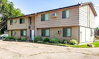 Building, 257 W 600 N, 0