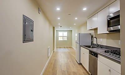 Kitchen, 763 Tehama St, 1