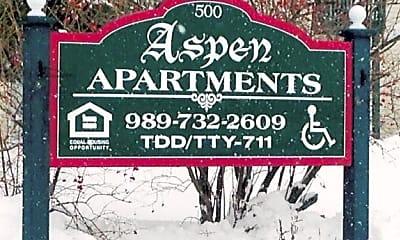 Community Signage, Aspen, 0