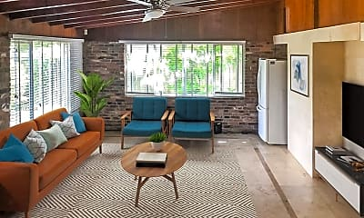 Living Room, 5831 SW 60th St, 1