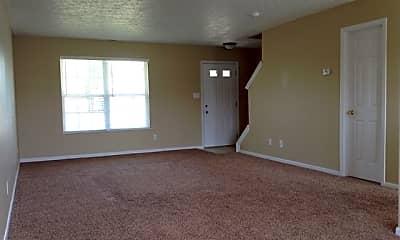 Living Room, 8722 Franklin Trenton Road, 1