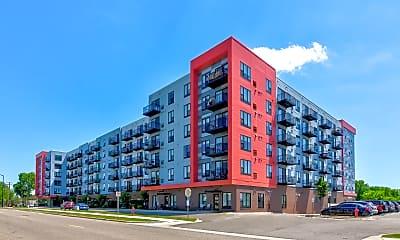 Building, Hello Apartments, 0