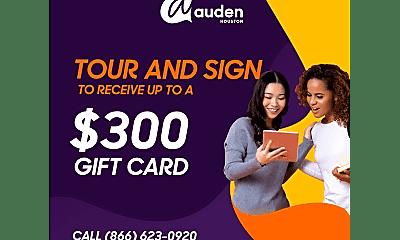 Auden Houston, 0