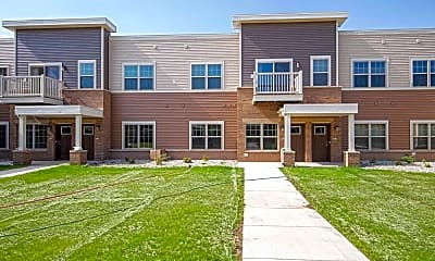 Building, Grand View Townhomes, 1
