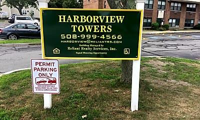Harborview Towers, 1